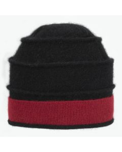 Beehive - Black with Red