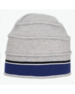 Beehive - Grey with Blue