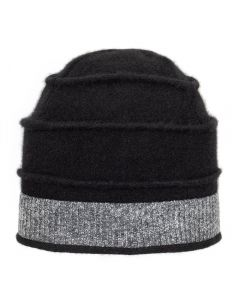 Beehive - Black with Grey