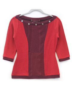 Betty Sweater Red - Small