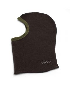 Balaclava - Brown with Green