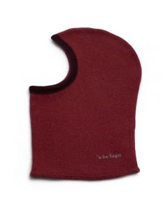 Balaclava - Red with Burgundy