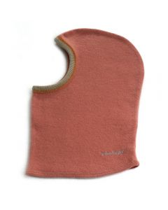 Balaclava - Orange with Tan