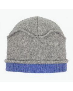 Gazebo - Grey with Blue