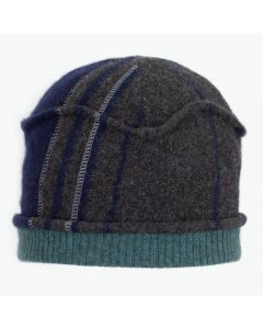 Gazebo - Pattern Grey, Blue with Green