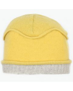 Gazebo Hat GZ8019 Yellow w/ White