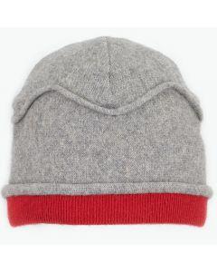 Gazebo Hat GZ9056 Grey w/ Red