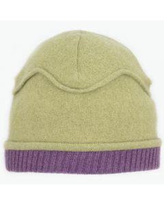 Gazebo Hat GZ9059 Soft Green w/ Purple