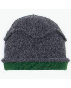 Gazebo Hat GZ9102 Grey w/ Green - Large