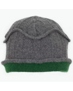 Gazebo Hat GZ9105 Grey w/ Green