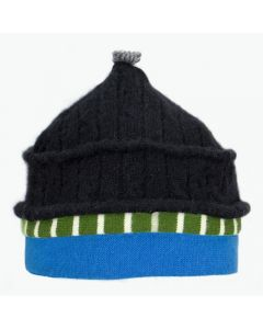 Onion - Black with Blue, Green