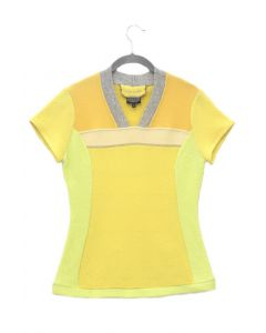 Pepper - Yellow with Grey