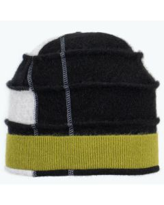 Beehive - Pattern Green with Black