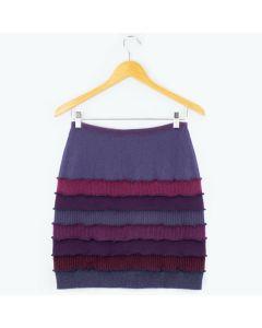 Banded Skirt