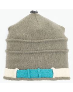 Saturn Hat S7065 Muted Sage Green w/ Oat