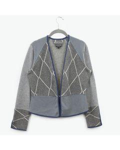 Veronica - Pattern Grey