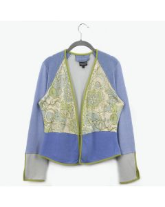 Veronica - Pattern Blue, Green