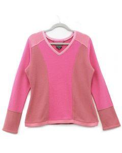 V-Neck - Pink